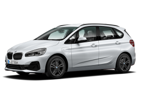 BMW 225xe plug-in-hybrid Active Tourer